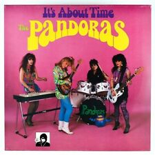 "PANDORAS, THE It's About Time NEW/SEALED VOXX 12"" VINYL LP"