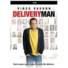 Delivery Man (DVD 2014) Chris Pratt, Cobie Smulders, Vince Vaughn, Ken Scott