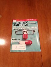 Scientific American Magazine Pills to Make You Smart October 2009