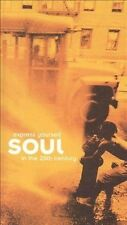 'Express Yourself: Soul In Twentieth Century' 93 songs on 4-CD BOX SET SEALED