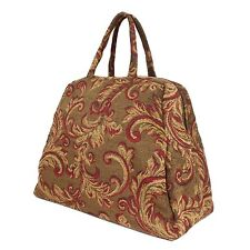 Deluxe Mary Poppins English Nanny Victorian Costume Accessory Carpet Bag