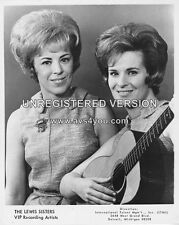 "The Lewis Sisters 10"" x 8"" Photograph no 1"
