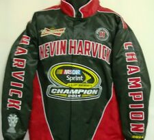 Kevin Harvick 2014 Sprint Cup Champion Jacket by Chase Authentics - XL Free Ship