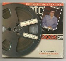 "ELVIS PRESLEY CD ""THE GRACELAND 1976 MASTERS"" 2012 RETRO AUDIO MEMPHIS TENNESSEE"
