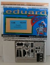 Eduard 1/48 FE319 Colour Zoom etch for the Hasegawa F-4J/S Phantom II kit