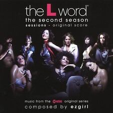 The L Word: The Second Season Sessions by Original Soundtrack (CD, May-2005)