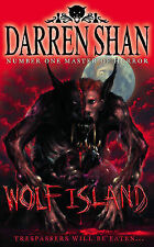 NEW  FIRST EDITION - DEMONATA (8) WOLF ISLAND - DARREN SHAN large size paperback
