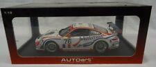 """PORSCHE 911 (997) GT3 RSR """"Matmut"""" n°76 Le Mans 2007 - AUTOART 1/18"""