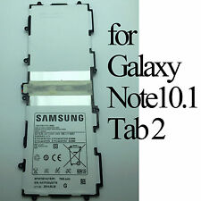 Li-ion Battery for Samsung Galaxy Note 10.1 Tab 2 N8000 N8010 5100 SP3676B1A