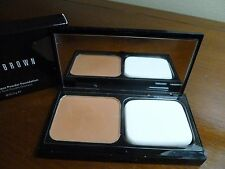 BOBBI BROWN SKIN WEIGHTLESS POWDER FOUNDATION,WARM WALNUT 7.5 ,with BOX