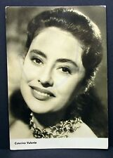 Caterina Valente -  Actor Movie Photo - Film Autogramm-Karte AK (Lot-Z-1348)
