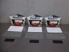 Lot of 9 Fog City Anti-Fogging Lens for Most Dirtbike Goggles