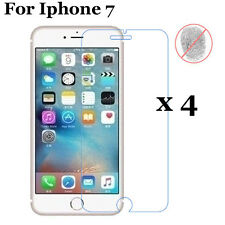 4Pcs Matte Anti-Glare Front Screen Protector Film Skin Cover For iPhone 7 4.7""