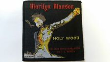 MARILYN MANSON HOLY WOOD   WOVEN  PATCH