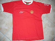 MANCHESTER UNITED GIGGS 11 MAGLIA SHIRT MATCH ISSUED worn come NUOVA NEW BECKHAM