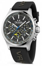 TW Steel Special Ed. Valentino Rossi VR46 Pilot Mens Chronograph Watch (TW938)