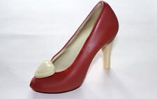 """Life Size High Heel Shoe Chocolate Mould 8 1/4""""  x 3"""" x 5 1/2"""" tall assembled"""
