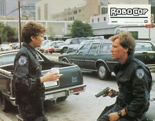 PETER WELLER  NANCY ALLEN ROBOCOP 1987 VINTAGE LOBBY CARD ORIGINAL #6