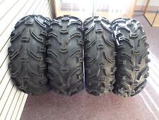 NEW KENDA K299 Bear Claw 26x9-12 Front 26x11-12 Rear ATV Tires Set of 4 / 26""