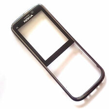 100% Genuine Nokia C5-00 front fascia housing+screen lens Gun Metal Grey