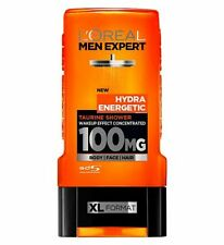 L'Oreal Paris Men Expert Hydra Energetic Gel Doccia 300ml