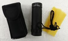 Summit Black Scenic Monocular 8 x 21mm For Camping, Walking, Case Included