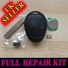 Land Rover MG Discovery 2 TD4 TD5 / Rover 75 Remote Key Fob Case REPAIR KIT