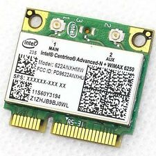 Intel Wifi/Wimax Link 6250 ANX wireless mini card IBM Thinkpad 60Y3195 622ANXHMW