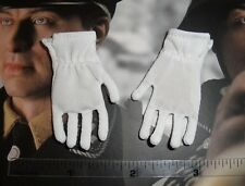 3R 1/6 Scale WWII German Musikkorps Ceremonial Unit Leon White Gloves GM623