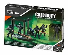 Mega Construx Call of Duty Night Ops Blackout Squad Building Kit
