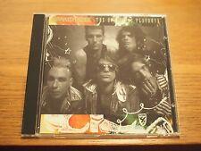 WARRIOR SOUL Space Age Playboys CD Album 1994 MAYHEM 11072-2 Punk Rock