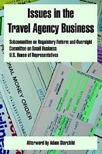 Issues in the Travel Agency Business