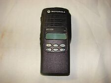 Motorola HT1250 NEW Limited Keypad Housing Black VHF-UHF