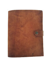 Handmade Mini ipad Kindle Genuine Leather Case Credit Card Passport Holder GF3