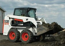 Bobcat s130 Skid Steer Workshop Manuale