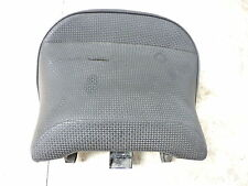 05 BMW R 1150 R1150 RT R1150RT rear back passenger seat