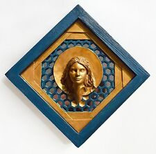 Wall art Mirror - Angel with halo