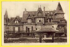cpa HERMANVILLE sur MER (Calvados) La BRÈCHE Villa Cliché LESAGE