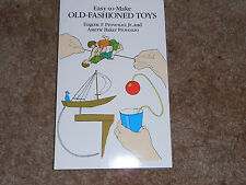 Easy To Make Old Fashioned Toys