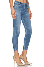 CITIZENS OF HUMANITY $218 AURA ROCKET HIGH RISE SKINNY CROP JEANS  28