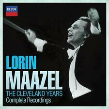 Brahms, Beethoven, Lorin Maazel-Cleveland years Complete Recordings (NUOVO!)