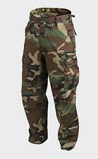 HELIKON TEX US BDU woodland camouflage Army Outdoor Trousers camouflage pants SR