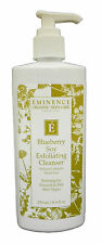 Eminence Organic Blueberry Soy Exfoliating Cleanser 8.4 Ounce