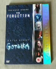 THE FORGOTTEN ☆GOTHIKA ☆ 2 -Disc Set ☆ DVD UK R2 ☆ Excellent ☆ Double Edition