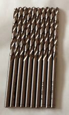 Heller 4mm HSS Cobalt Metal Drill Bits 10 Pack HSS-Co High Quality German Tools