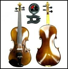 Violin Francesco Cervini 1/16 SV-2 Outfit with Case and Bow Snark SN-5 Tuner