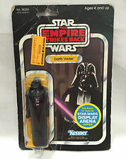 ESB 45 back Darth Vader Star Wars vintage Kenner Display Arena Offer sticker MOC