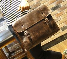 New Men's Business Case Briefcase Handbag Shoulder Satchel Messenger Laptop Bag