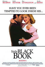 Little Black Book movie poster - Brittany Murphy poster 11 x 17 inches