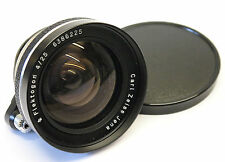 Carl Zeiss Jena Flektogon 25 Mm F4 Exakta Montura Lente Stock no. u3809